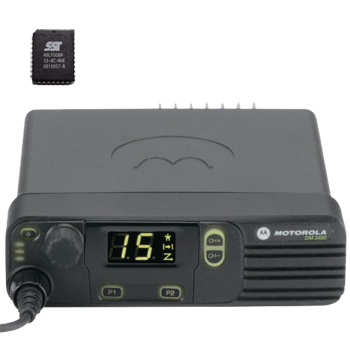 Motorola MOTOTRBO R011215 130201 DM3xxx Series Firmware & Codeplug