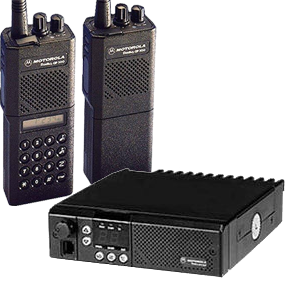 Motorola Professional GP300 and GM300 Series 5-Tone (EMEA) CPS