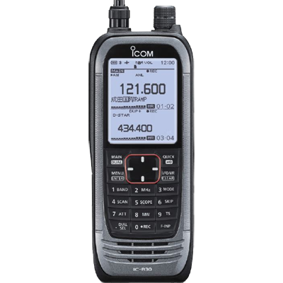 Icom CS-R30 CPS (R1 01) Programming Software – HamFiles
