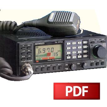 kenwood tm 2550a e tm 2530a service manual hamfiles rh hamfiles co uk Kenwood TM- D710 Kenwood Mobile Radios